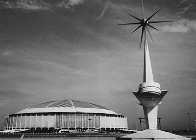 The Astrodome Aka The Eighth Wonder Poster