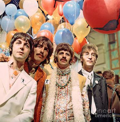 The Beatles Sgt. Pepper Release Party Poster