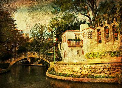 The Bridge Poster by Iris Greenwell