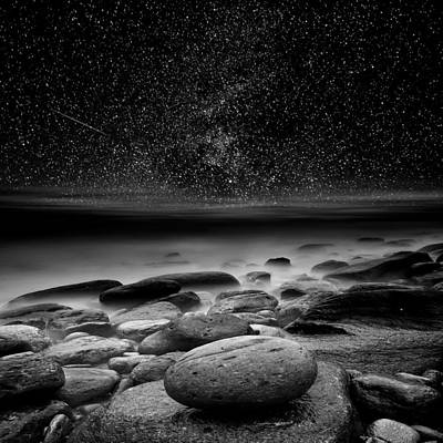 The Cosmos Poster by Jorge Maia