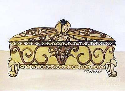 The Jewelry Box Poster by Marsha Heiken