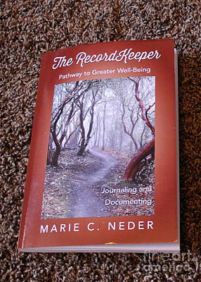 Poster featuring the photograph The Recordkeeper by Marie Neder