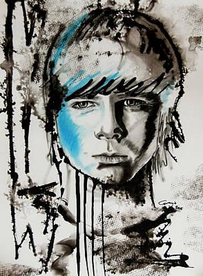 The Walking Dead - Carl Poster
