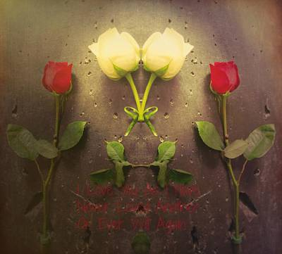 Ties That Bind Poster by Jim Cook