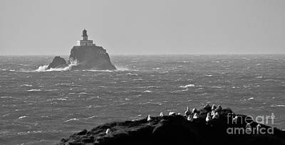 Tillamook Rock Lighthouse Poster
