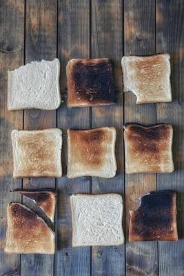 Toast Poster by Joana Kruse