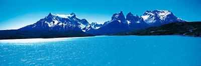 Torres De Paine National Park Chile Poster