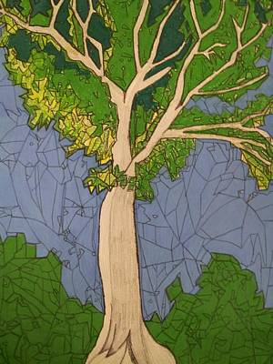 Tree  Poster by William Douglas