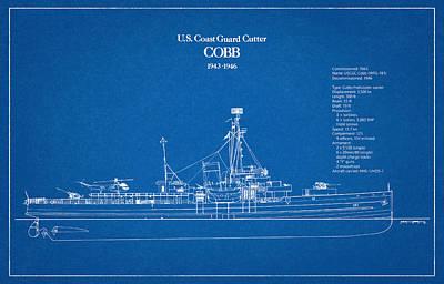 U.s. Coast Guard Cutter Cobb Poster
