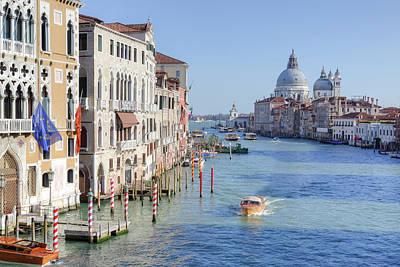 Venice - Italy Poster by Joana Kruse