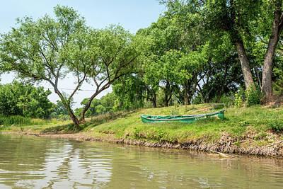 Verde River, Arizona Poster