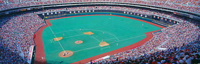 Veteran Stadium, Phyllis V. Astros Poster by Panoramic Images