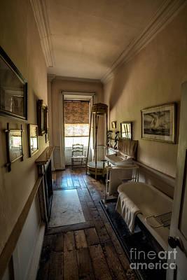 Victorian Bathroom Poster by Adrian Evans