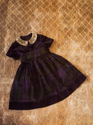 Vintage Dress Poster