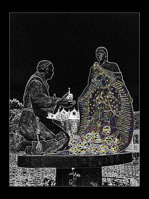 Virgen De Guadalupe 3 Poster