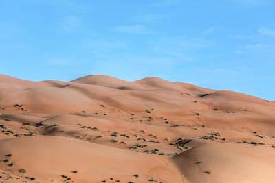 Wahiba Sands - Oman Poster by Joana Kruse