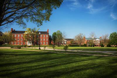 West Virginia Wesleyan College Poster