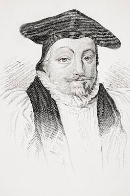 William Laud 1573-1645 Archbishop Of Poster