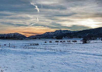 Winter Range Poster
