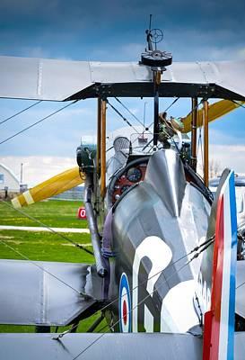 World War 1 Fighter Plane Poster