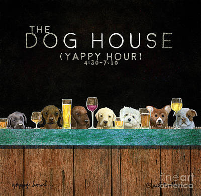 Yappy Hour... Poster