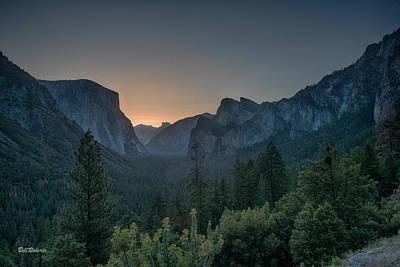 Yosemite Sunrise  Poster by Bill Roberts