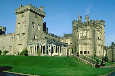 Dromoland Castle Near Shannon Ireland Poster