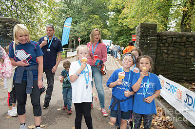 Jdrf One Walk Cardiff 2017  Poster