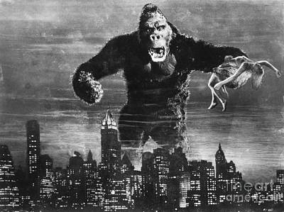 King Kong, 1933 Poster by Granger