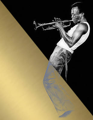 Miles Davis Collection Poster