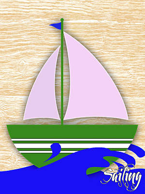 Sailing Collection Poster