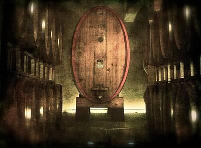 100 Hl - Italian Red Wine Poster