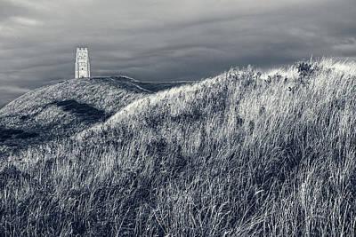 Glastonbury Tor - England Poster by Joana Kruse