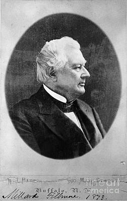 Millard Fillmore (1800-1874) Poster by Granger