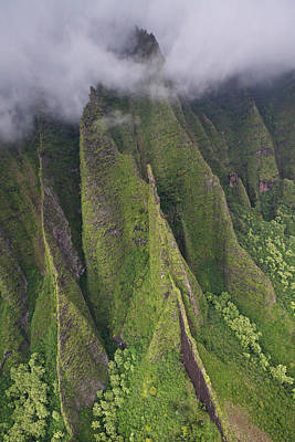 Na Pali Coast Kauai Poster