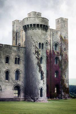 Castle Poster by Joana Kruse