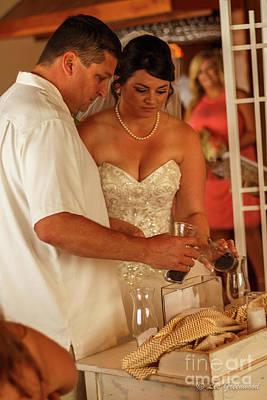 Faulkner Wedding Poster