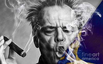 Jack Nicholson Collection Poster