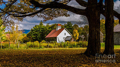 New England Photography 2016 Calendar.  Poster