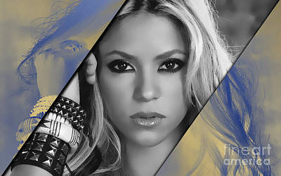 Shakira Collection Poster