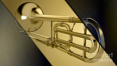 Trombone Collection Poster