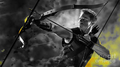 Hawkeye Collection Poster
