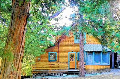 Idyllwild - Houses On The Hill Poster