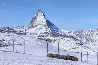 Zermatt - Switzerland Poster