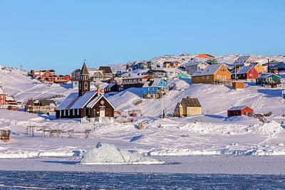 Ilulissat - Greenland Poster by Joana Kruse