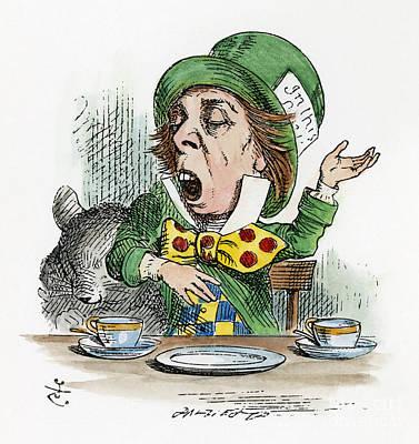 Alice In Wonderland Poster by Granger