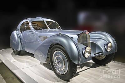 1926 Bugatti Poster
