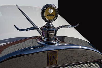 1928 Dodge Hood Ornament Poster