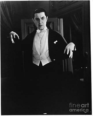 1931 Dracula Bela Lugosi Poster