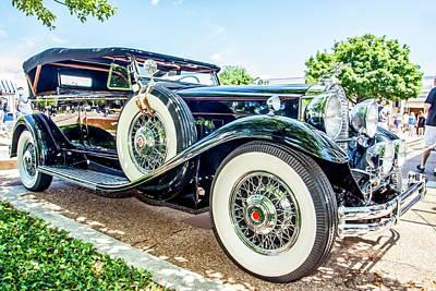 1931 Packard Poster